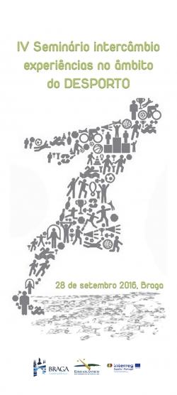 Braga acoge el seminario de experiencias en Deporte