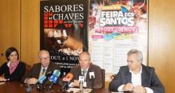 Chaves celebra Feira dos Santos