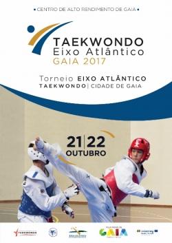 El primer Torneo Eixo Atlántico de Taekwondo reunirá en Gaia a jóvenes deportistas de la Eurorregión