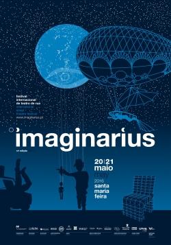 Imaginarius, arte callejero en Santa Maria da Feira