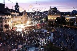 Noite Branca atrajo a más de 300 mil personas