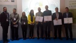 Técnico de Eixoecologia, galardonado con el premio Demoday Santander