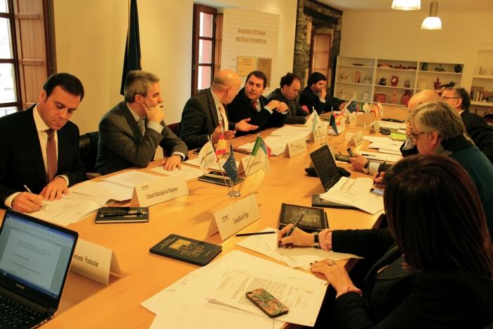 La Comisión Ejecutiva del Eixo Atlántico aprueba un presupuesto de 2,6 millones de euros, para este año