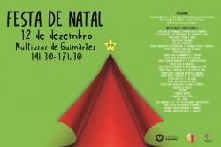 Ayuntamiento e instituciones de Guimarães promueven Fiesta de Navidad
