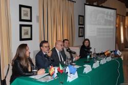 Las ciudades del Eixo Atlántico intercambian sus experiencias en el ámbito del turismo en un seminario en Monforte de Lemos