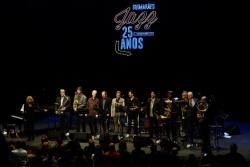 Guimarães Jazz supera la asistencia de público en los 25 años del festival
