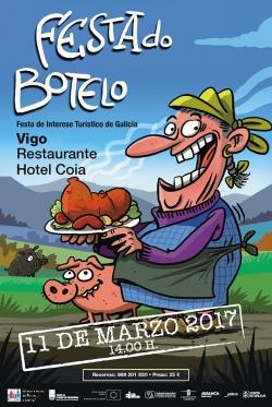 III Festa do Botelo do Barco en Vigo