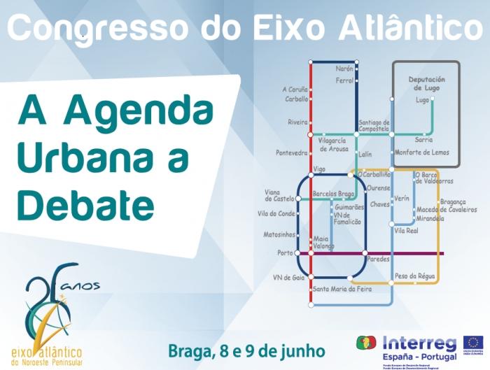 A Euro-região Galiza-Norte de Portugal reune em Braga para desenhar o seu futuro
