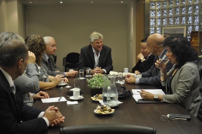 El Gobierno argentino se interesa por los proyectos de cooperación del Eixo Atlántico