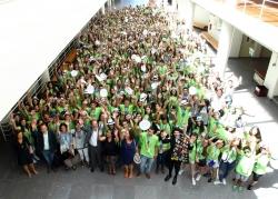 Comienza en Guimarães la semana de la UMinho que ayudará a estudiantes a escoger futuro profesional