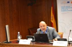El Eixo Atlántico expone su modelo de cooperación en el foro de diálogo sobre desarrollo regional celebrado en el Senado