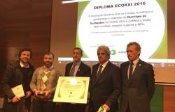 Guimarães distinguido como un dos municipios máis sustentables de Portugal