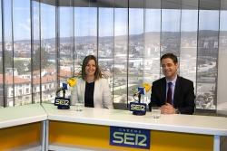 Braga y Lugo promocionan sus fiestas romanas en radio y TV