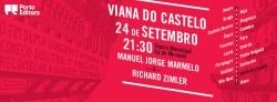 Viagem Literária chega ao destino em Viana do Castelo