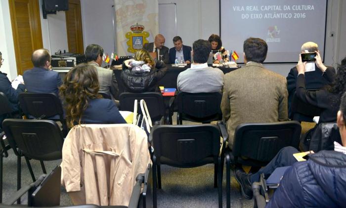 Educação e Cultura do Eixo Atlântico reuniu-se no Centro Cultural Lustres Rivas de Riveira