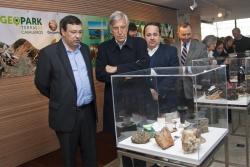Macedo de Cavaleiros se promociona en el Welcome Center de Maia