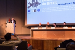 O Eixo Atlântico participa numa jornada sobre os desafios das cidades Atlânticas na véspera do Brexit