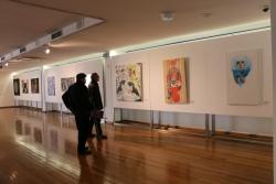 A XI Bienal de Pintura do Eixo chega á súa fin tras pasar por 18 cidades