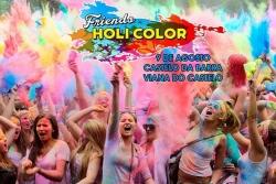 Viana do Castelo celebra el Holi Color
