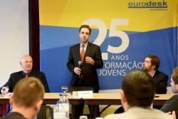 Braga apontada como exemplo na implementação de políticas da Juventude