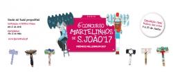 Abertas as candidaturas para o Concurso Martelinhos de S. João, no Porto
