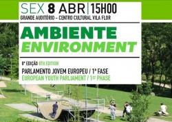 8º Parlamento Jovem Europeu realiza-se em Guimarães