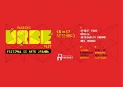 Paredes organiza o primeiro Festival de Arte Urbana