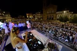 Noite Branca llena Guimarães de música