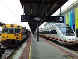 Portugal entrega al Eixo Atlántico planificación mejoras en la línea férrea Vigo-Porto