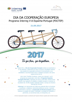 21 de setembro, Dia da Cooperação Europeia