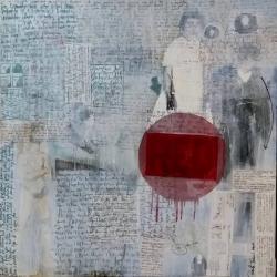 A artista e profesora Paula Tavares presidirá o xurado da XII Bienal de Pintura do Eixo Atlántico