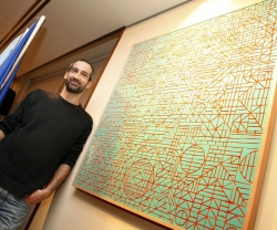 """Olmo Blanco: """"A cultura de base en Galicia é moi creativa e dun nivel moi alto con respecto a España"""""""