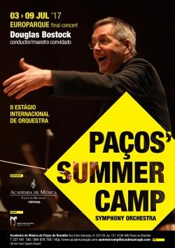 Paços Summer Camp Symphonic Orchestra, em Santa Maria da Feira