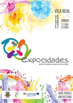 As cidades do Eixo Atlântico mostram o seu potencial na feira de Expocidades, em Vila Real