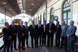 Portugal abre o concurso para eletrificar a linha de comboio entre Viana e Valença
