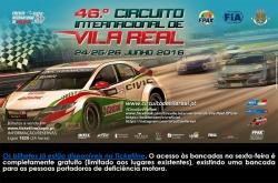 Vila Real acogerá otra prueba del Mundial de Turismo