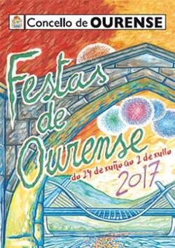 Programa das Festas de Ourense 2017