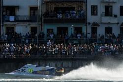 Fórmula 1 da motonáutica no Porto e Gaia