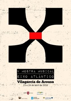 19 cidades do Eixo Atlântico participarão na Mostra Musical