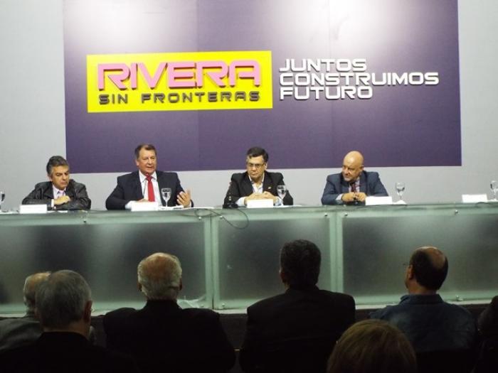 La experiencia del Eixo Atlántico protagoniza el encuentro del Observatorio de Fronteras Brasil-Uruguay