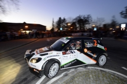 Rally Ciudad de Guimarães arranca con una Super-Especial nocturna