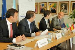 La Comisión Ejecutiva del Eixo Atlántico aprueba la ampliación de la entidad con la incorporación de nuevas ciudades