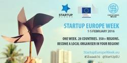 Bragança en la Startup Europe Week