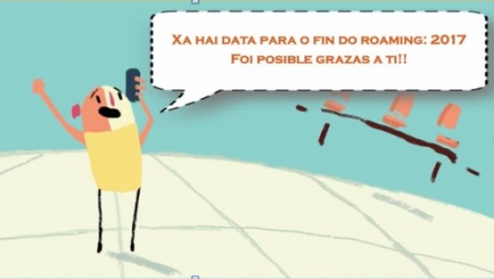 El Eixo Atlántico reclama a la CE la desaparición del roaming también para los estudiantes Erasmus