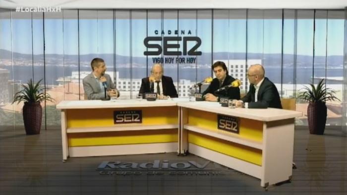 La Agenda Urbana a debate en Radio Vigo/Localia