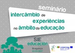 II Seminario De Intercambio De Experiencias No Ámbito Da Educación. Presentacións
