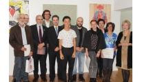 Inaugurada la Bienal de Pintura
