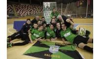 El debutante Valongo, campeón del Torneo Eixo Atlántico de hockey