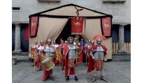 Braga regresa a Roma de César Augusto