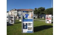 La exposición conmemorativa de los 25 años del Eixo llega a Viana do Castelo